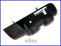 03-06Silverado150025003500HDTailLightLampBlackSmoke
