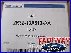 03 thru 04 Mustang OEM Ford Third 3rd Brake Center Lamp Light LED with Bulbs COBRA