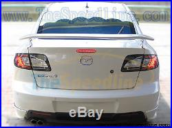 04 05 06 07 08 Mazda3 4D Sedan 2010 NEW LOOK Tail LED Lamp lights Trunk