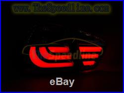 05 06 07 08 BMW E90 3 Series F10 RS Style LED Tail Light Rear Lamp M3 328 330