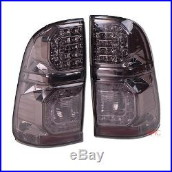 05-15 Toyota Hilux SR Vigo Ute Tail Lamp Light Led KUN Led Turn Light Rear Back