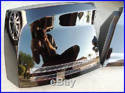 06-10 Charger Painted Smoked Tail Lights Black Factory CUSTOM OEM Tinted non led