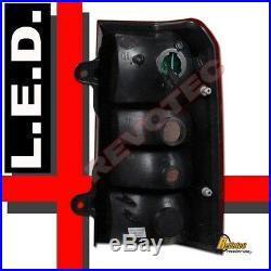 07 08 09 10 11 Jeep Patriot LED Tail Lights Plug & Play Red 1 Pair