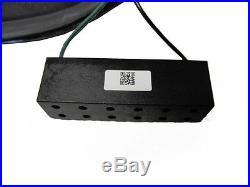 07-12 BMW E70 X5 LCI Style Light Bar LED Smoke Tail Lights + LED Side Markers