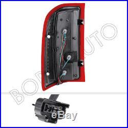 07-13 Silverado 1500 New C-Streak LED Taillight Rear Stop Lamps Plug n Play