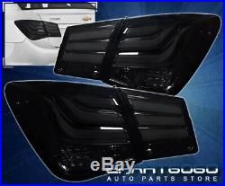 08-2015 Chevy Cruze Rear Tube Style Led Brake Stop Led Signal Tail Lights Lamps