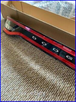 13 14 15 16 Dodge Dart Rear Center Light Bar Oem Surplus Non-led 68100684ad