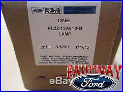 15 thru 18 F-150 OEM Genuine Ford Parts LED 3rd Third Brake Stop Lamp Light NEW