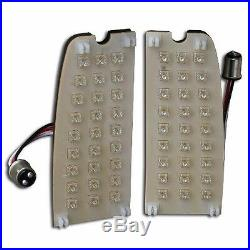 1966-77 Early Ford Bronco & 1967-72 Ford Pickup LED Tail Light Boards Pair