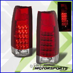 1988-1999 Chevy C/K GMC 1500/2500/3500 Blazer Cadillac Escalade LED Tail Lights