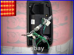1989-1995 TOYOTA PICKUP L. E. D. TAIL LIGHTS LED PAIR WIth REVERSE BULBS