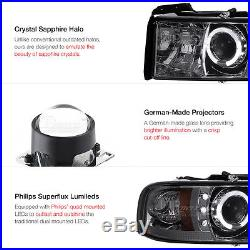 1994-2001 Dodge Ram 2500 3500 Projector Head Lamps Fog LED Tail Lights WS ST SLT