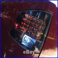 1994-2004 Chevrolet S10/GMC Sonoma/Isuzu Hombre Black Rear LED Brake Tail Lights