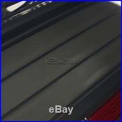 1997-2000 BMW E39 5-Series 528i 540i Smoke Lens LED Bar Tail Lights Left+Right