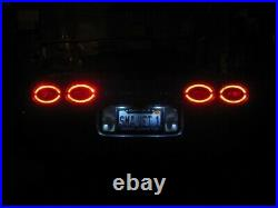 1997-2004 C5 Corvette Halo LED Tail Lights/LAMPS WithOUT HARNESS- Modified VERSION