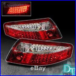 1999-2004 Porsche 911 996 Carrera 4 Philips Lumileds LED Tail Lights Lamps 99-04