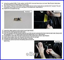 2000-2006 Chevy Suburban Tahoe GMC Yukon XL 54'' Curved LED Light bar+Wiring Kit