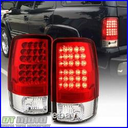 2000-2006 GMC Yukon XL Chevy Suburban Tahoe Lumileds LED Tail Lights Brake Lamps