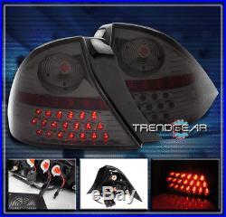 2001 2002 2003 Honda CIVIC Coupe 2dr Led Tail Brake Light Smoke Lens DX Ex Hx LX