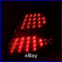 2004 2005 2006 2007 2008 Pontiac Grand Prix Chrome Smoke LED Tail Lights Lamps