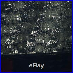 2004-2010 Scion tC Glossy Black Housing Smoke Lens LED Brake Lamp Tail Lights
