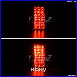 2005-2006 Jeep Grand Cherokee SRT8 Limited Smoke Led Smd Tail Lamp Signal Light