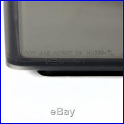 2005-2010 Hummer H3 Smoke Lens LED Rear Tail Lights Brake Lamps Pair