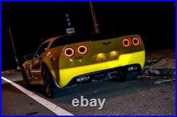 2005-2013 C6 Corvette Morimoto Plug & Play LED Tail Lights (Fast&Free shipping)