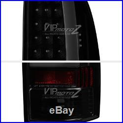 2005-2015 Toyota Tacoma PLASMA OPTIC Neon Tube LED Tail Light PAIR PLUG&PLAY
