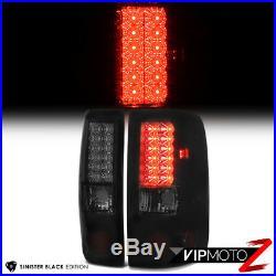 2006-2008 Ford F150 Halo Headlamp LED Tail Light Fog Lamp Triton Harley Davidson