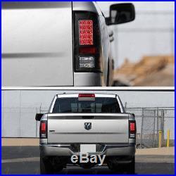 2009 10 11 12 13 14 15 16 17 Dodge RAM 1500 2500 3500 LED Tail Light LEFT+RIGHT