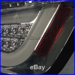 2011-2013 Scion tC LED Tail Lights Smoke Lens Brake Lamps