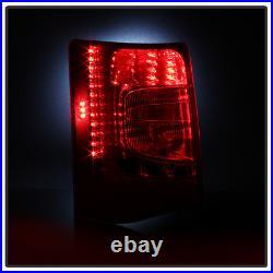 2011-2016 Chrysler Town & Country LED Tail Light Brake Lamp Driver Side 11-16 LH