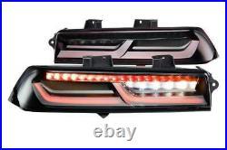 2014-2015 Chevrolet Camaro Morimoto XB LED Tail Lights