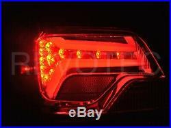 2014-2019 Chevy Impala Sedan Smoke LED Tail Lights RH + LH