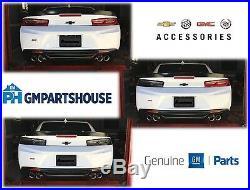 2016-2018 Camaro Genuine GM Darkened Tail Lights Lamps 84136777 LIMITED STOCK