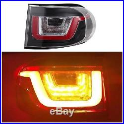 2016 LED Headlights and Tail Lights (With Grille) For 2007-2014 Toyota FJ Cruiser
