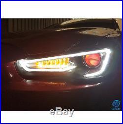 2017 LED Headlights & Tail Lights For MITSUBISHI LANCER EVO X 2008-2017 DEVILEYE