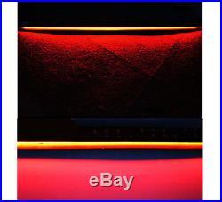 36 7500K Super Bright Autos Windshield Roofline LED Third High Brake Tail Light