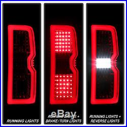 3D Sequential 2014-2017 Chevy Silverado 1500 2500HD 3500HD LED Tail Light Lamp
