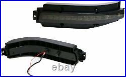3-In-1 LED Tail Light Assy for Nissan 350Z 03-09 Dynamic Turn Signal Brake Lamp