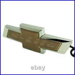 4D LED Car Tail Logo Badge Emblem Cold Light For CHEVROLET CHEVY CRUZE EPICA