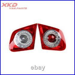 4Pcs New LED Taillights Tail Lamps Tail Lights Set For VW Jetta MK5 MKV Sedan