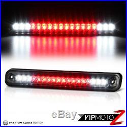 88-93 Chevy C/K 1500 2500 3500 Black Front Headlight LED Tail Light Third Brake