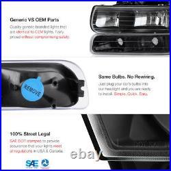 99-02 Chevy Silverado PickUp Corner Marker Headlight LED Brake Signal Tail Lamp