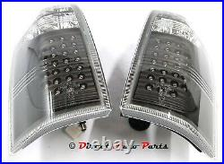 Altezza Tail Light Lamp Pair (led) Holden Commodore Vt VX Vy Vz Wagon 1997- 2006
