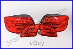 BMW 3 Series E93 Convertible Facelift 2010-2012 LED Tail Lights Full SET