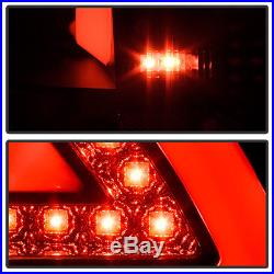 Black 2006-2013 Chevy Impala Philips LED Tail Lights Brake Lamps Left+Right Pair
