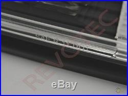 Black LED Tail Lights & Trunk Lid Lamps For 13-15 Honda Civic 4Dr Sedan