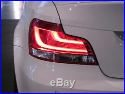 Bmw Oem Black Line Rear Led Tail Lights E88 E82
